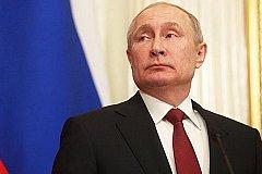 Путина номинировали на Нобелевскую премию мира.