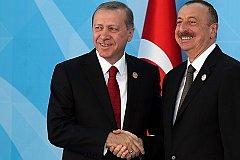 Эрдоган поддержал Алиева и назвал Армению угрозой миру в регионе.