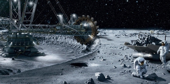 Японцы планируют строительство завода на Луне. фото 2