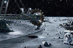 Японцы планируют строительство завода на Луне.