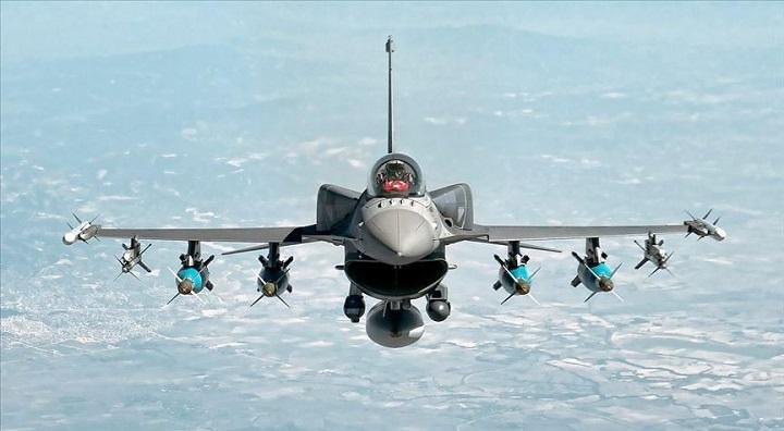 Ереван обвиняет Баку в использовании F-16 Турции, но доказательств не представляет