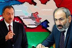 Алиев: Встречи с Пашиняном бессмысленны