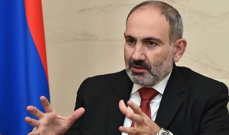 Премьер-министр Армении Никол Пашинян. Фото: kommersant.ru