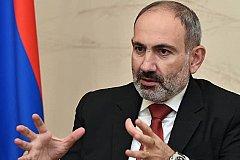 Пашинян: Турция хочет продолжить геноцид армян