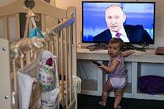 Путин: У меня есть внуки и я счастлив с ними