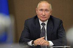 День рождения Путин любит проводить с родными