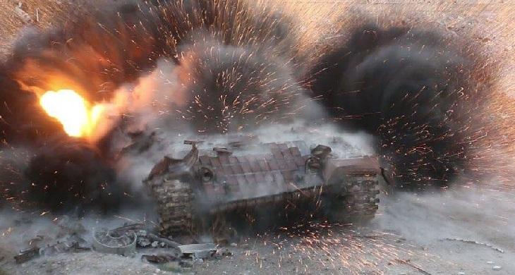 Военные эксперты США проанализировали уничтожение большого количества танков в Карабахе