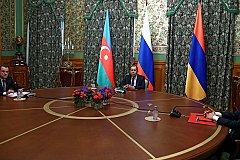 В Москве проходят переговоры по ситуации в Карабахе