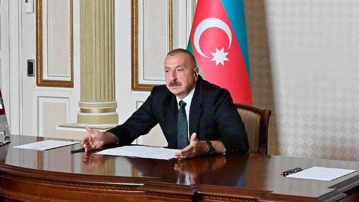Алиев заявил об «оголтелой пропаганде» российских СМИ против Азербайджана