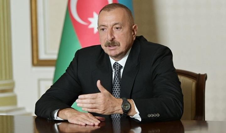 Алиев: Мы готовы незамедлительно начать переговоры с Арменией