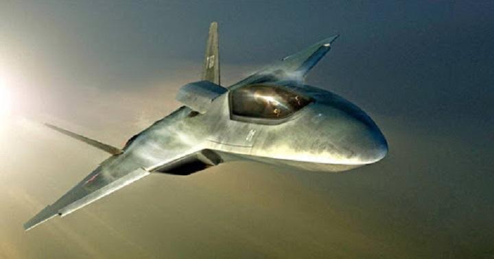 В США уверены в господствовании в небе России своего истребителя шестого поколения