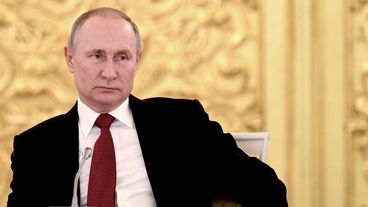 Законопроект о Государственном совете внесен президентом России в Госдуму