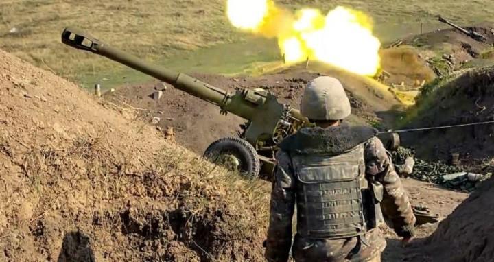 Карабахские военные могут нанести удар по азербайджанским войскам у иранской границы фото 2