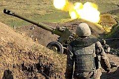 Карабахские военные могут нанести удар по азербайджанским войскам у иранской границы