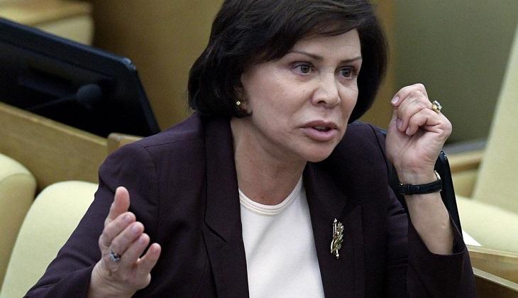 Депутат Роднина обвинила россиян в «пофигизме» коронавируса
