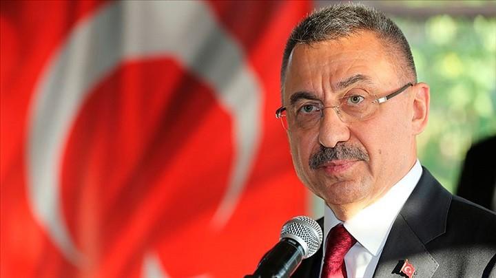 Вице-президент Турции Фуат Октай.