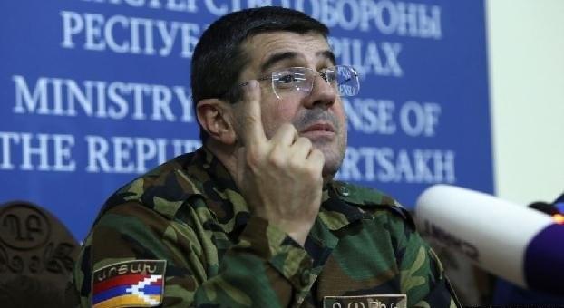Президент непризнанной Нагорно-Карабахской республики (НКР - Арцах) Араик Арутюнян. Фото: arm-world.ru