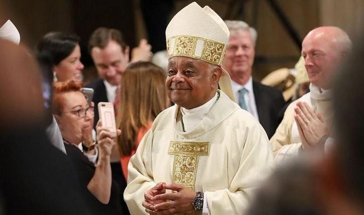 Кардинал Уилтон Грегори. Фото: twitter
