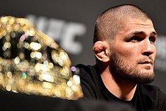Очередная и неоспоримая победа! Хабиб защитил титул чемпиона UFC!