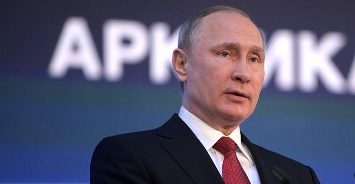 Путин одобрил стратегию России в Арктике фото 2