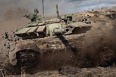 Стреляющие ракетами танки Т-72Б3 встанут на защиту Курильских островов