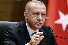 Эрдоган: Исламофобию нужно приравнять к антисемитизму
