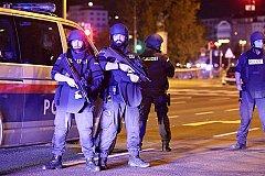 Перестрелки и взрывы в центре Вены. Есть погибшие и раненные.