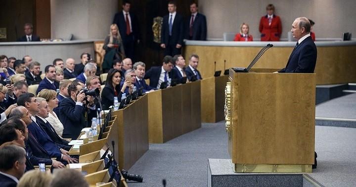 В Госдуме обсудят пожизненную неприкосновенность бывшего президента фото 2