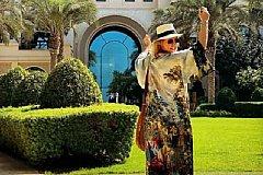 Собчак отдыхает в Дубае «среди мусульман — дикарей, головорезов»