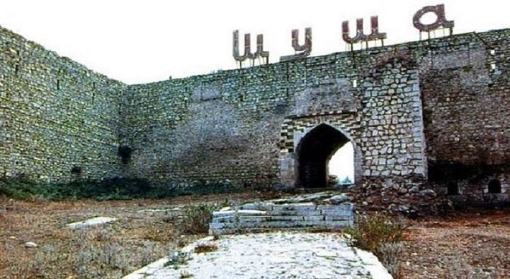 Карабахский город Шуша взят под контроль Азербайджана