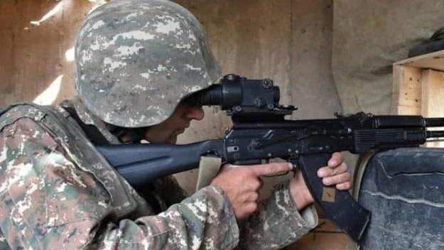 Ереван опровергает взятие азербайджанской армией города Шуша в Карабахе