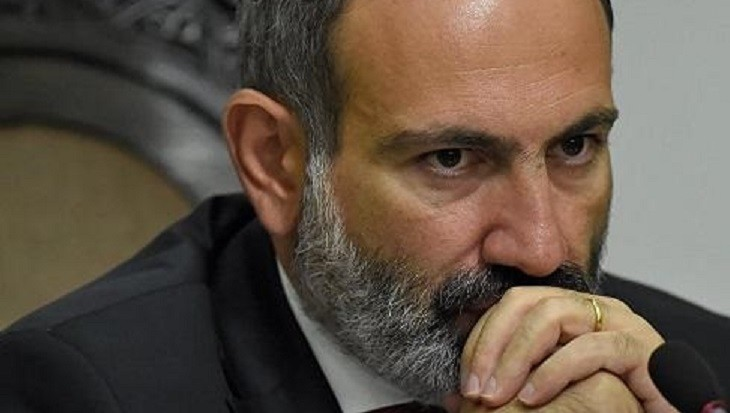 Премьер-министр Армении Никол Пашинян.