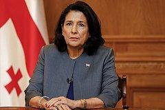 Грузинский президент поздравила Азербайджан и Армению с завершением войны