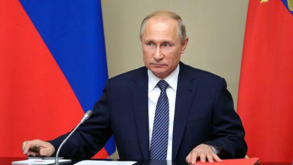 Президент России подписал указ по Нагорному Карабаху