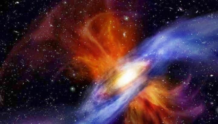 Физики ищут следы ореолов темной материи, проникающих в галактический газ фото 2