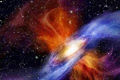 Физики ищут следы ореолов темной материи, проникающих в галактический газ