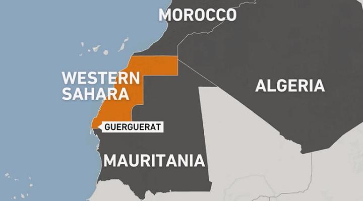 Армия Марокко начала операцию в приграничной зоне Западной Сахары