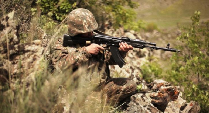 Армянский командир отказывается отдавать позиции Азербайджану
