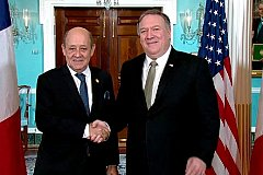 Вашингтон и Париж хотят получить от Москвы объяснения по Карабаху