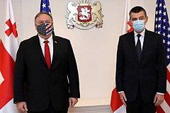 Власти Грузии заявили об усилении присутствия США в Закавказье