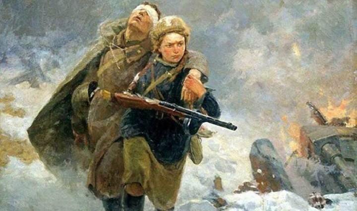 Зина Туснолобова. Подвиг и сила духа простой советской девушки. фото 2