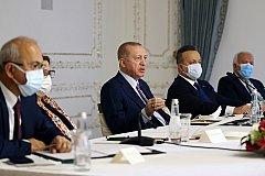 Эрдоган: Турция займет ведущее место в новом мировом порядке