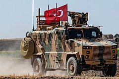 Турецкие военные направляются в Азербайджан