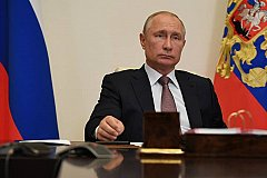 Путин считает Карабах частью Азербайджана
