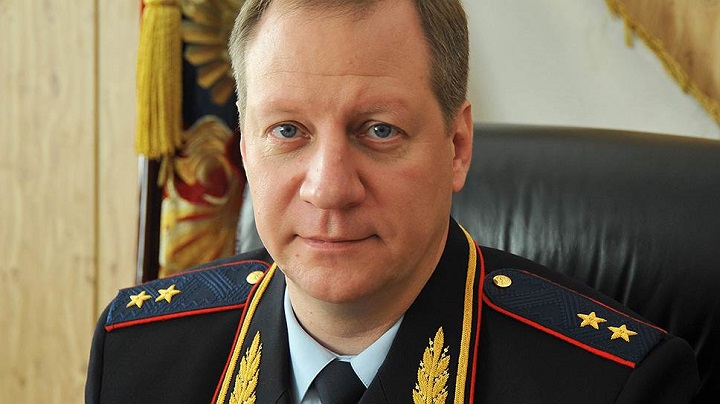 За воровство 80 миллионов рублей генерал МВД получил 8 лет колонии