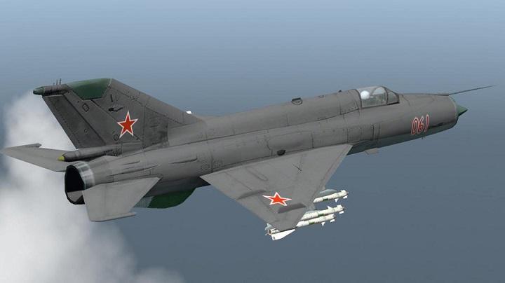Легендарный советский МиГ-21 до сих пор вызывает восхищение и уважение американцев