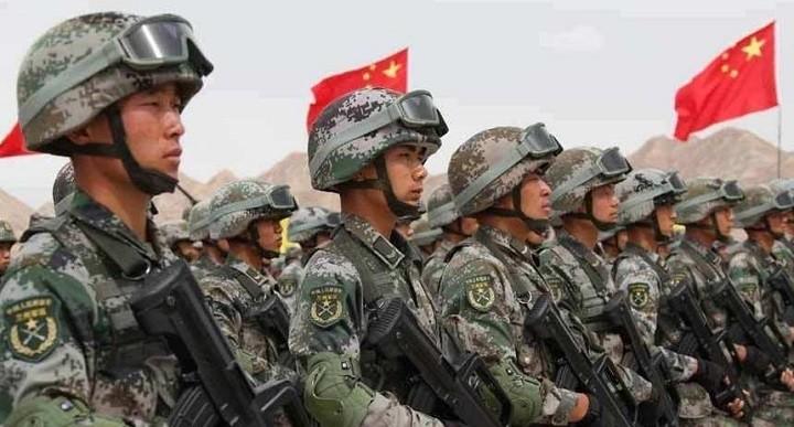 Китай готовится к войне фото 2