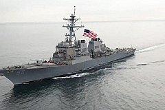 В США намекнули, что в бою «Маккейн» потопил бы «Виноградова»
