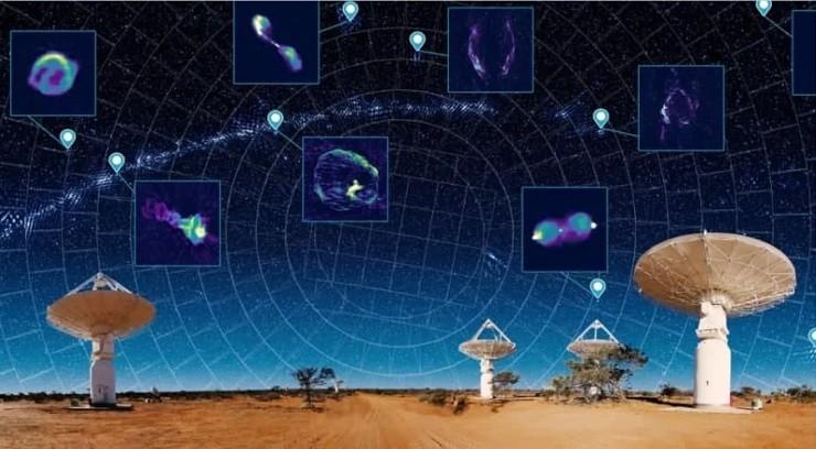 Ученые за 300 часов нанесли на карту один миллион новых галактик фото 2