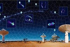 Ученые за 300 часов нанесли на карту один миллион новых галактик